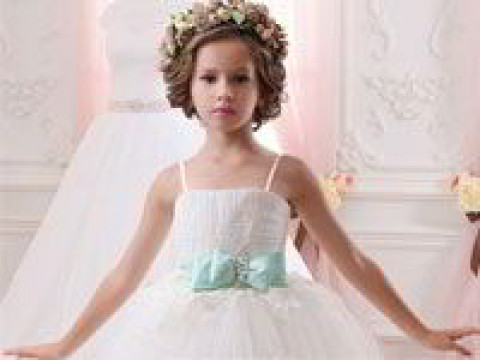 Children's dresses from the manufacturer