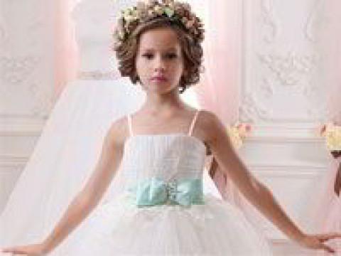 Детские платья от производителя