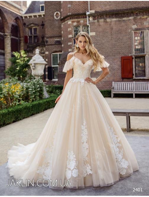 Wedding dress 2401
