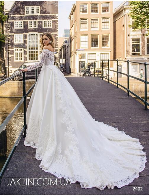 Wedding dress 2402