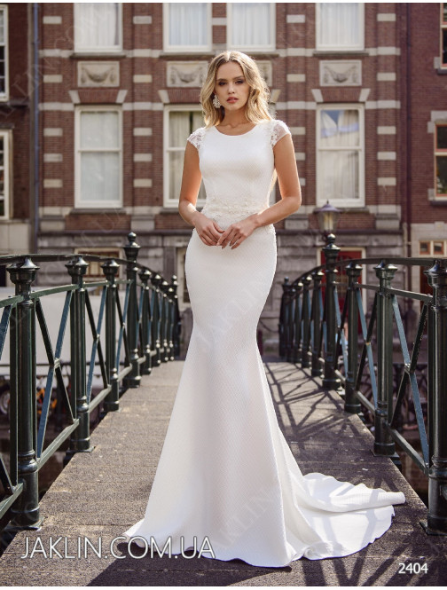 Wedding dress 2404