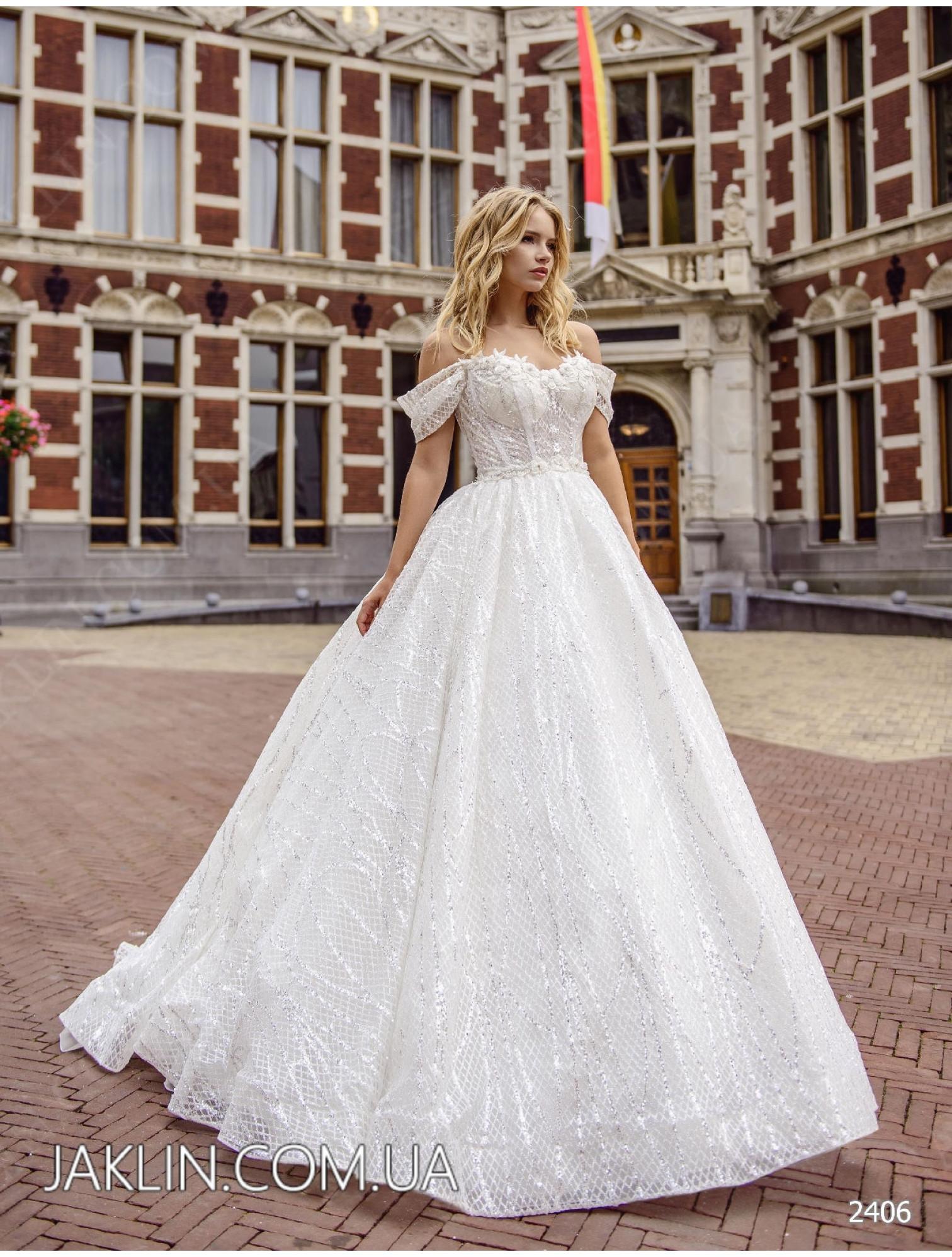 Wedding dress 2406