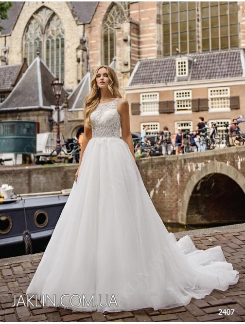 Wedding dress 2407