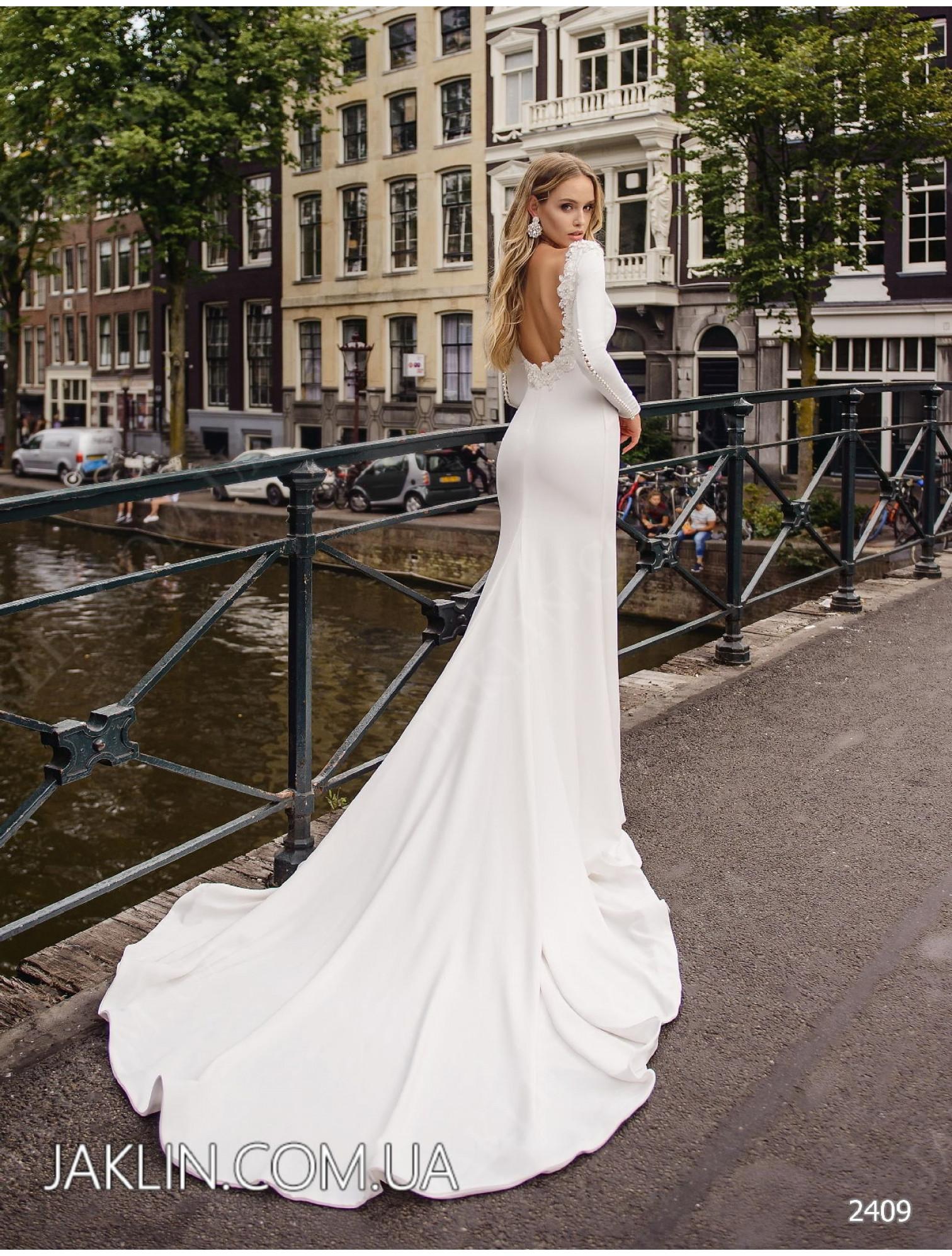 Wedding dress 2409