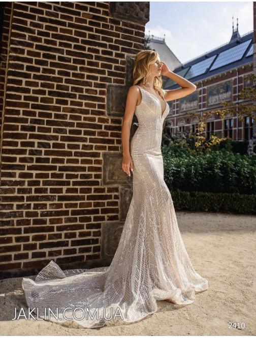 Wedding dress 2410