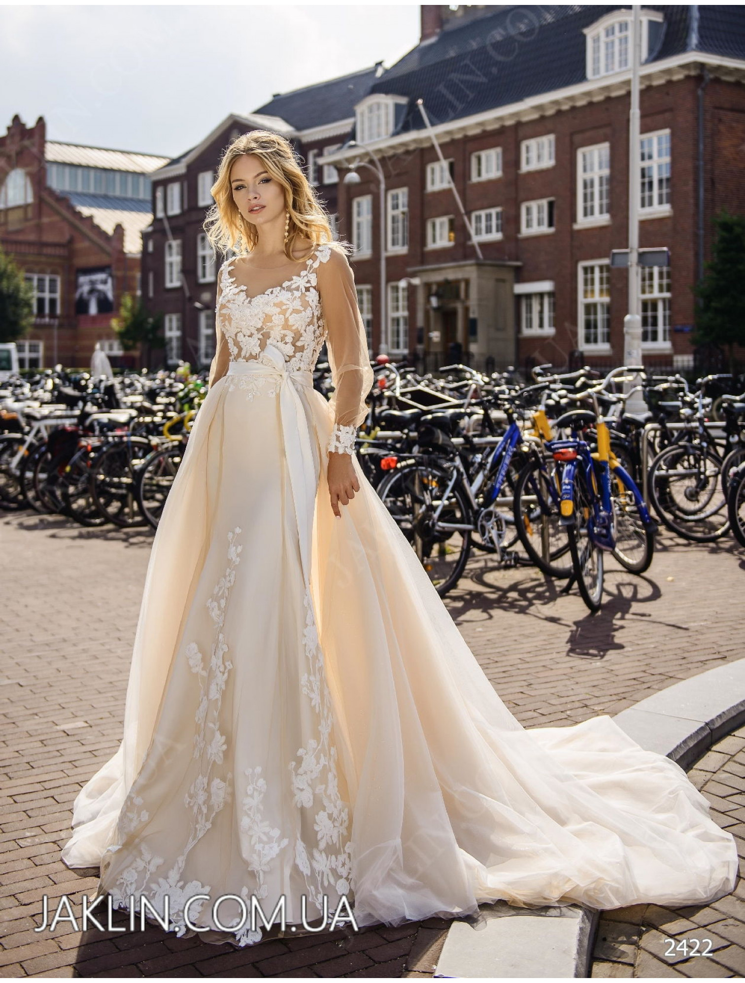 Весільна сукня 2422