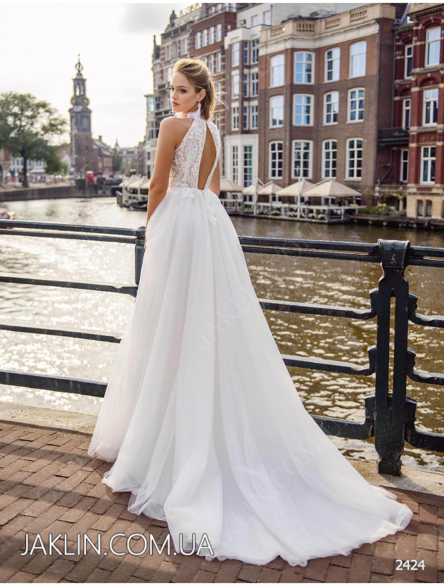 Wedding dress 2424