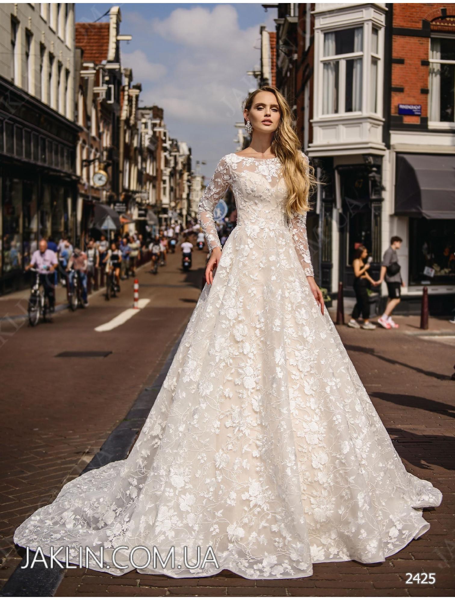 Wedding dress 2425