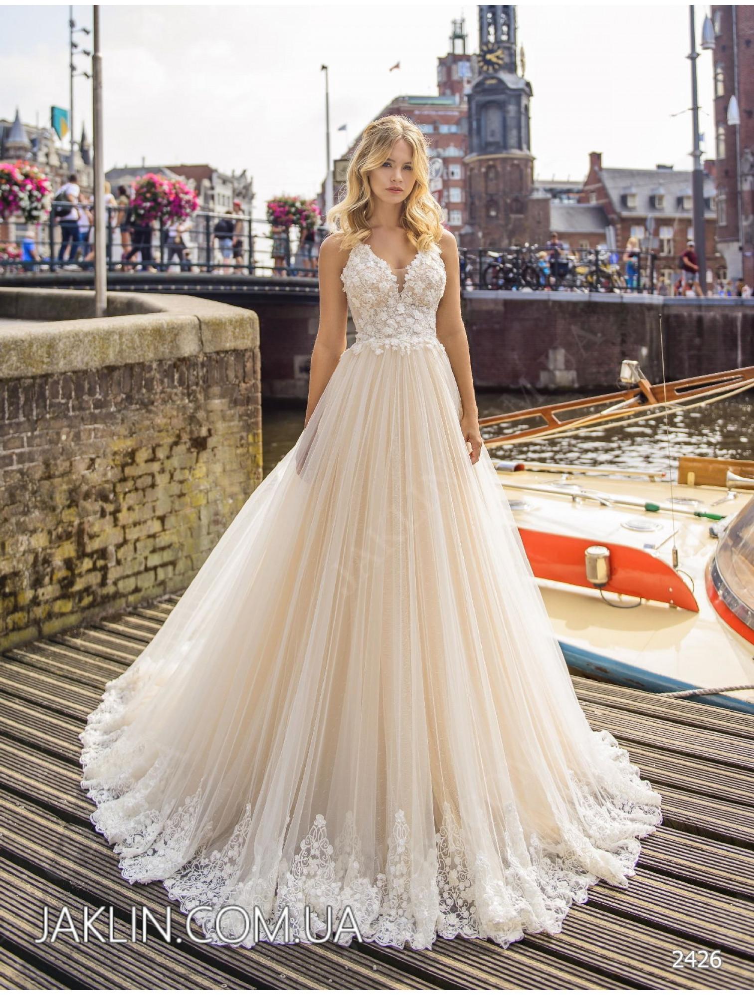 Свадебное платье 2426
