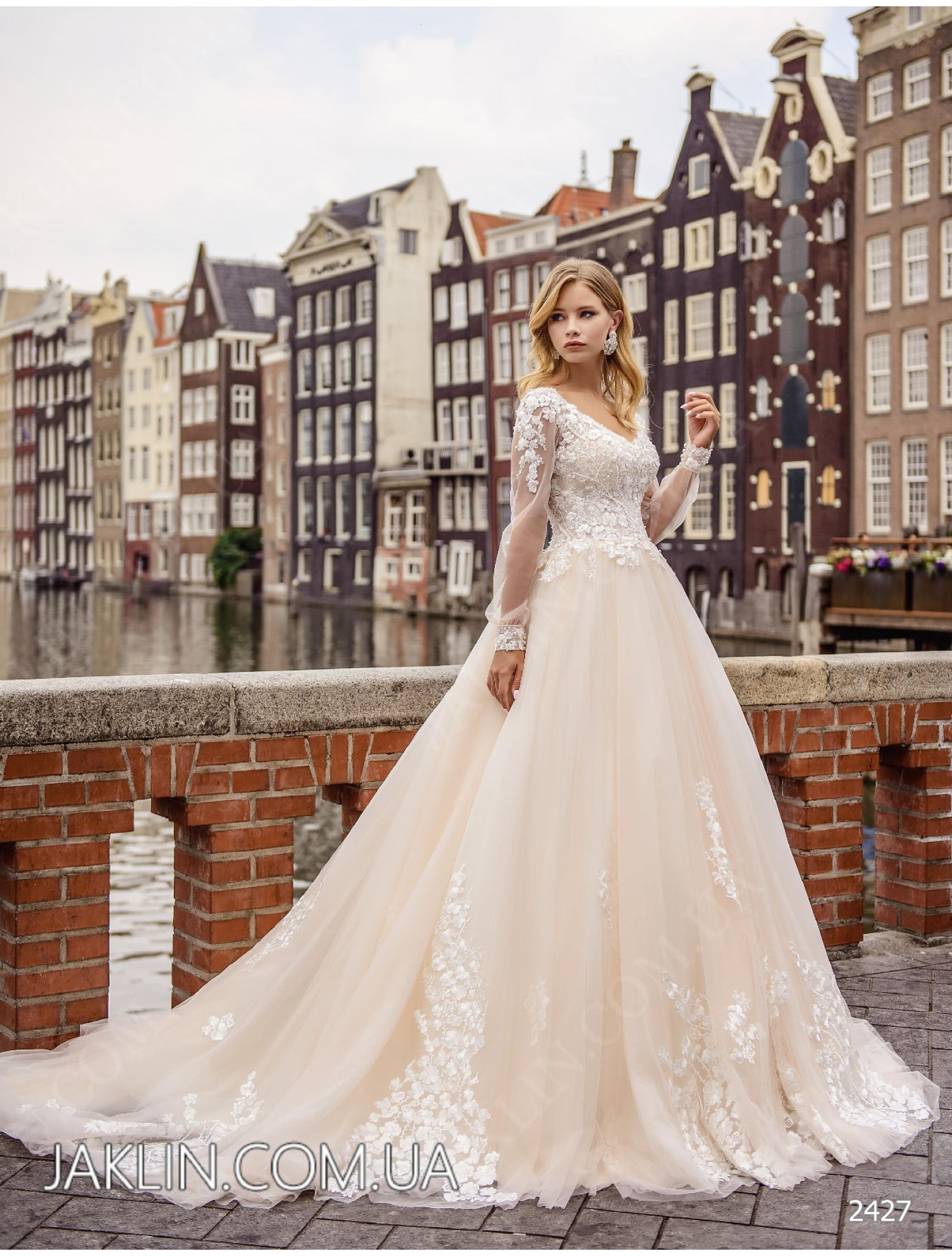 Wedding dress 2427