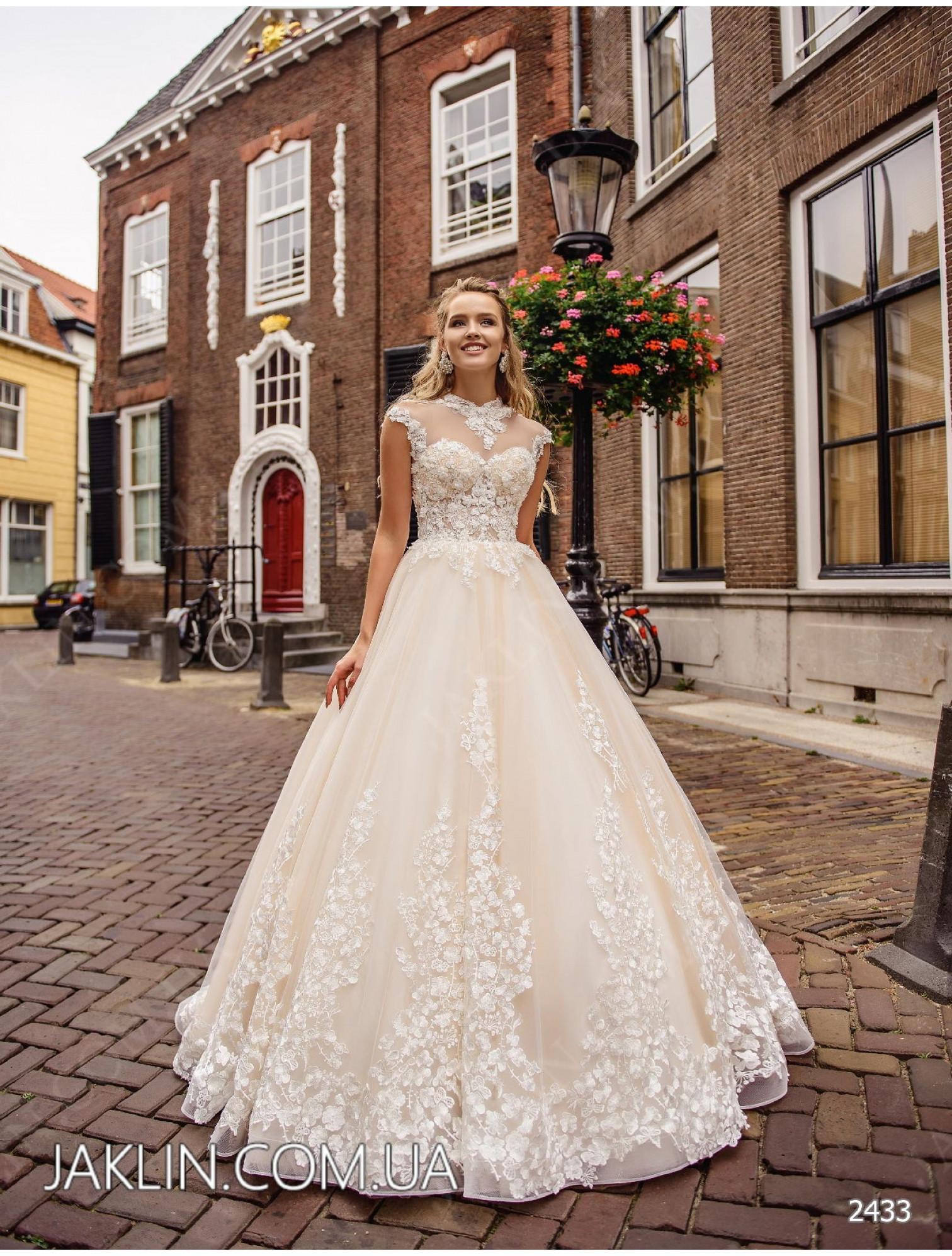 Wedding dress 2433