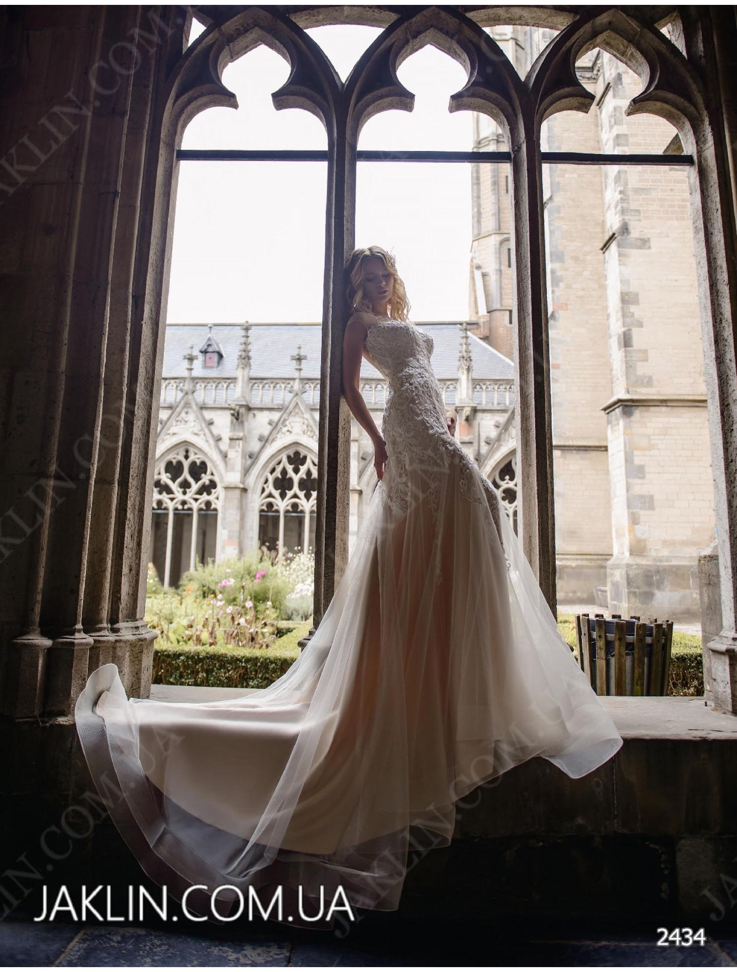Wedding dress 2434