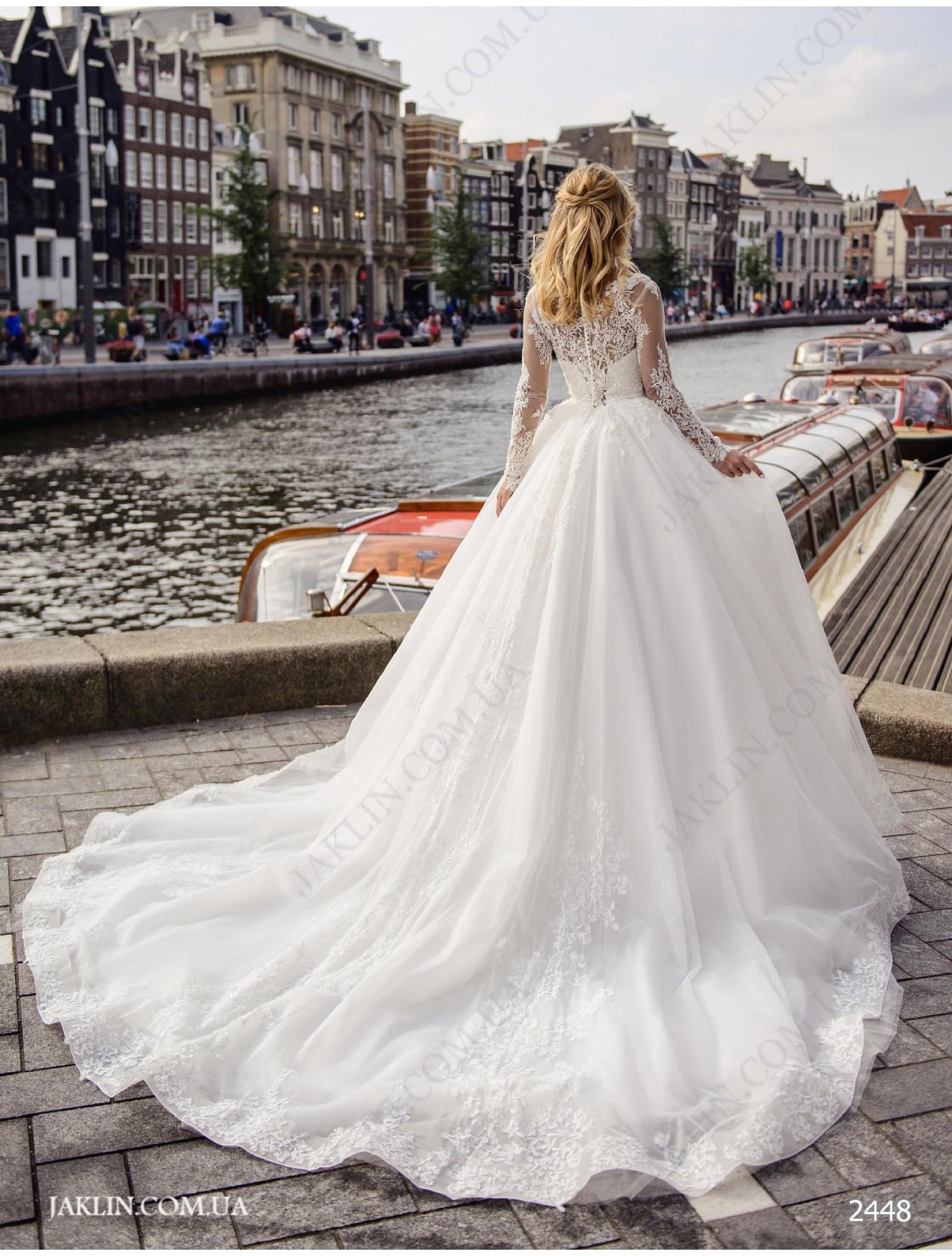 Весільна сукня 2448