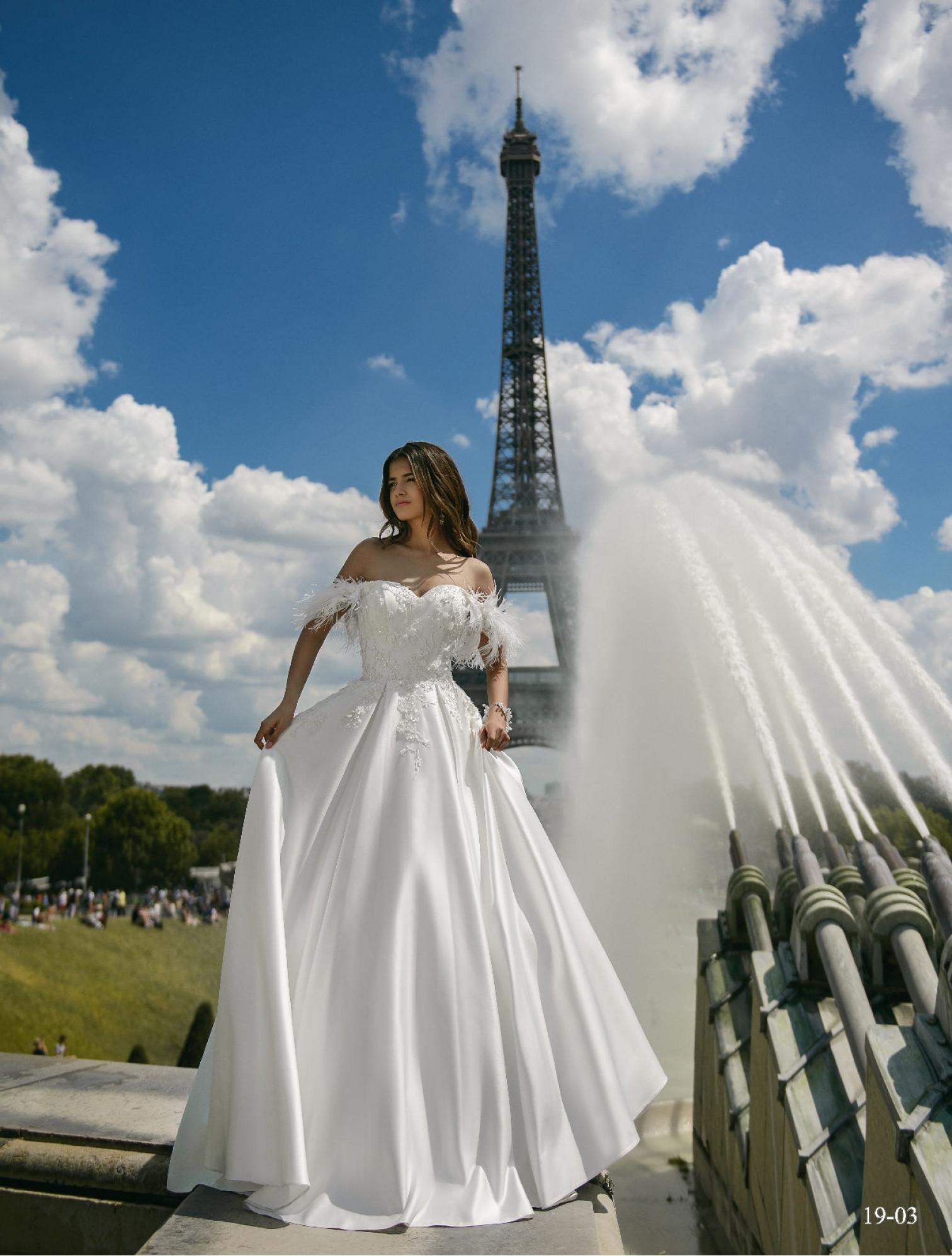 Весільна сукня 19-03