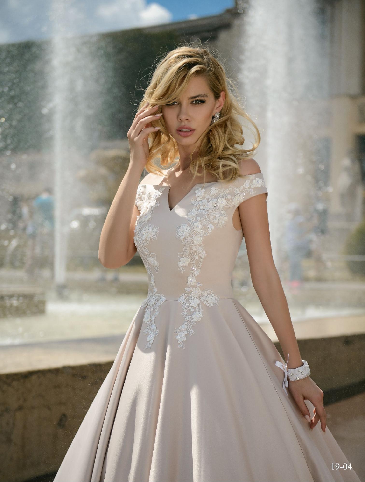Свадебное платье 19-04