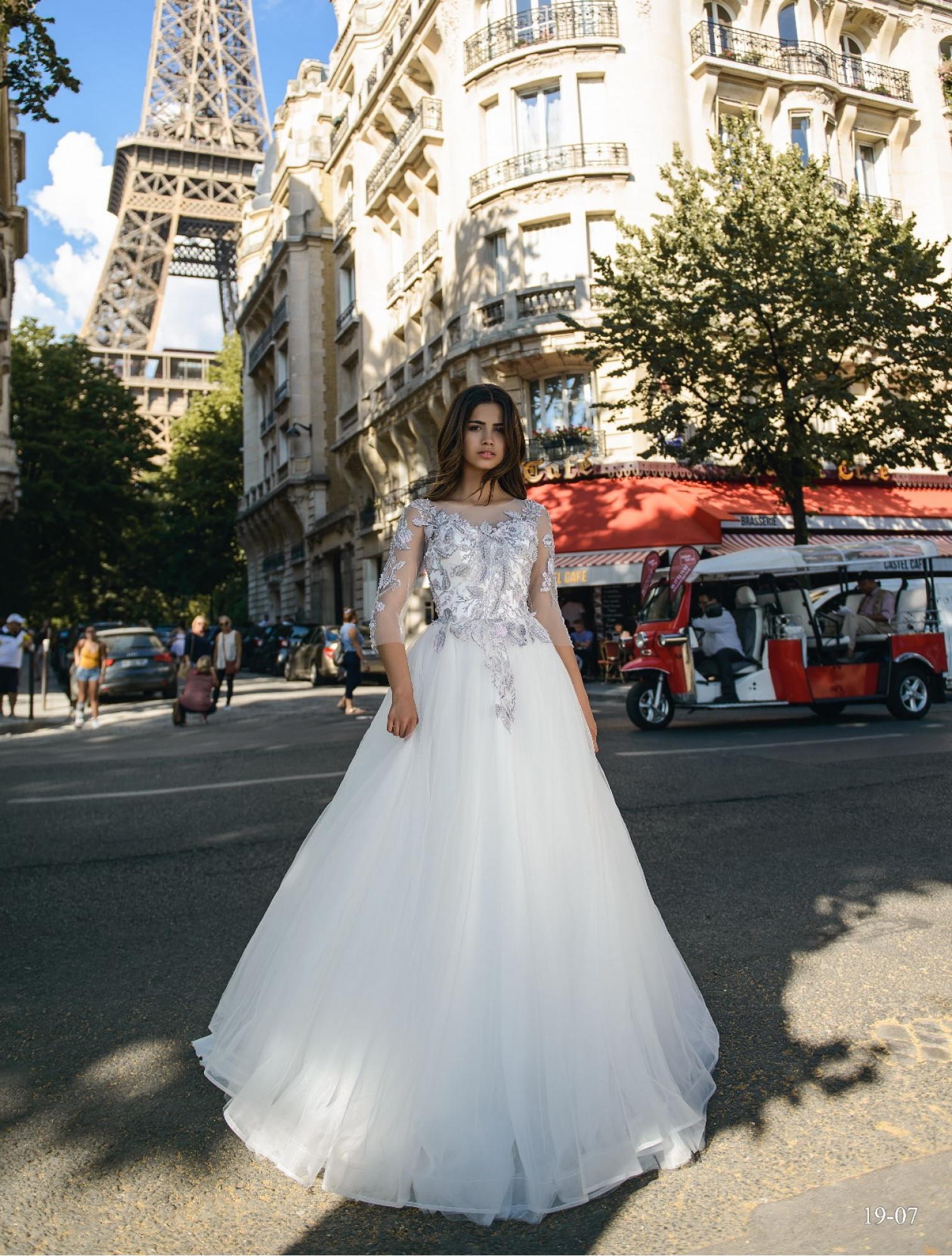 Весільна сукня 19-07