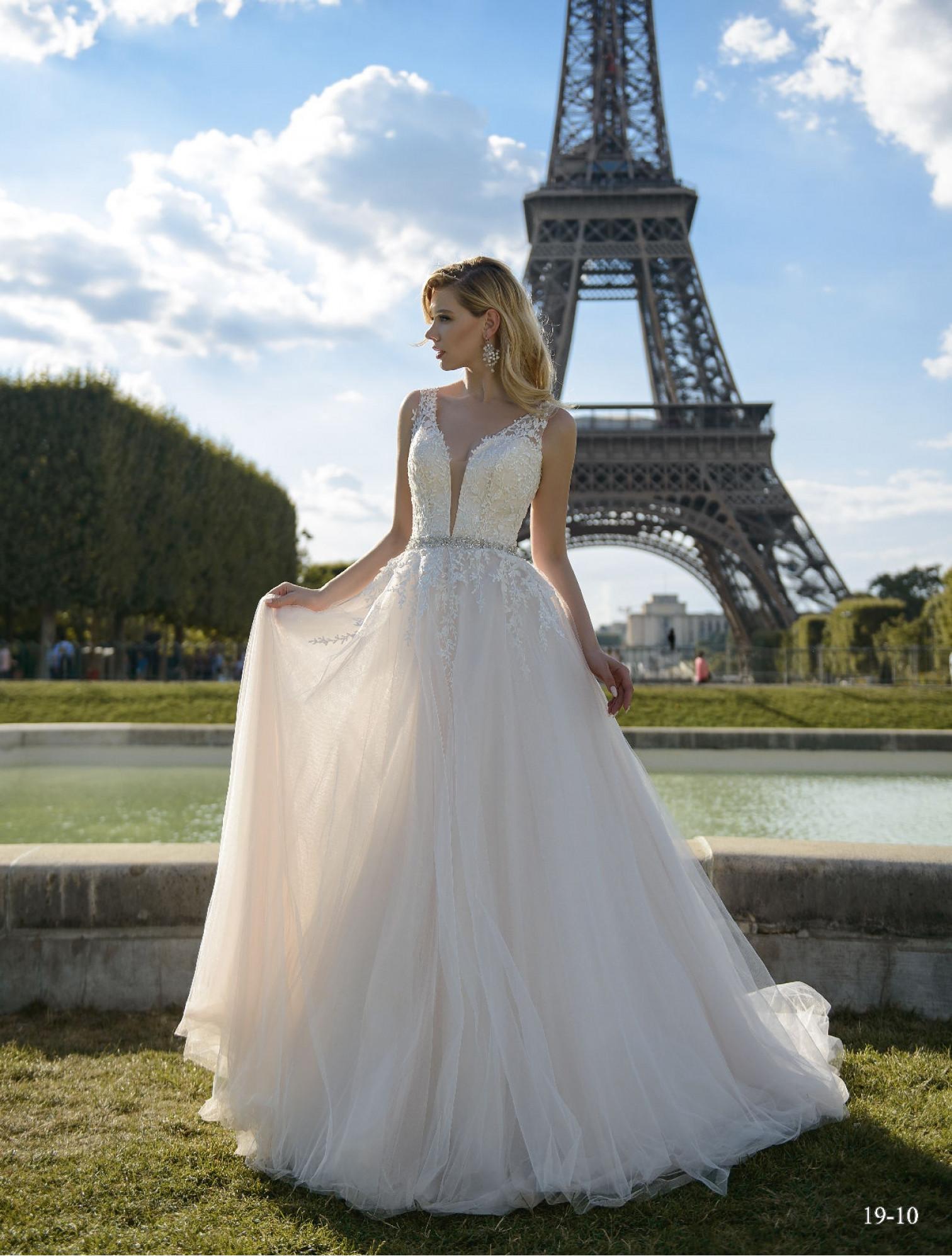 Весільна сукня 19-10