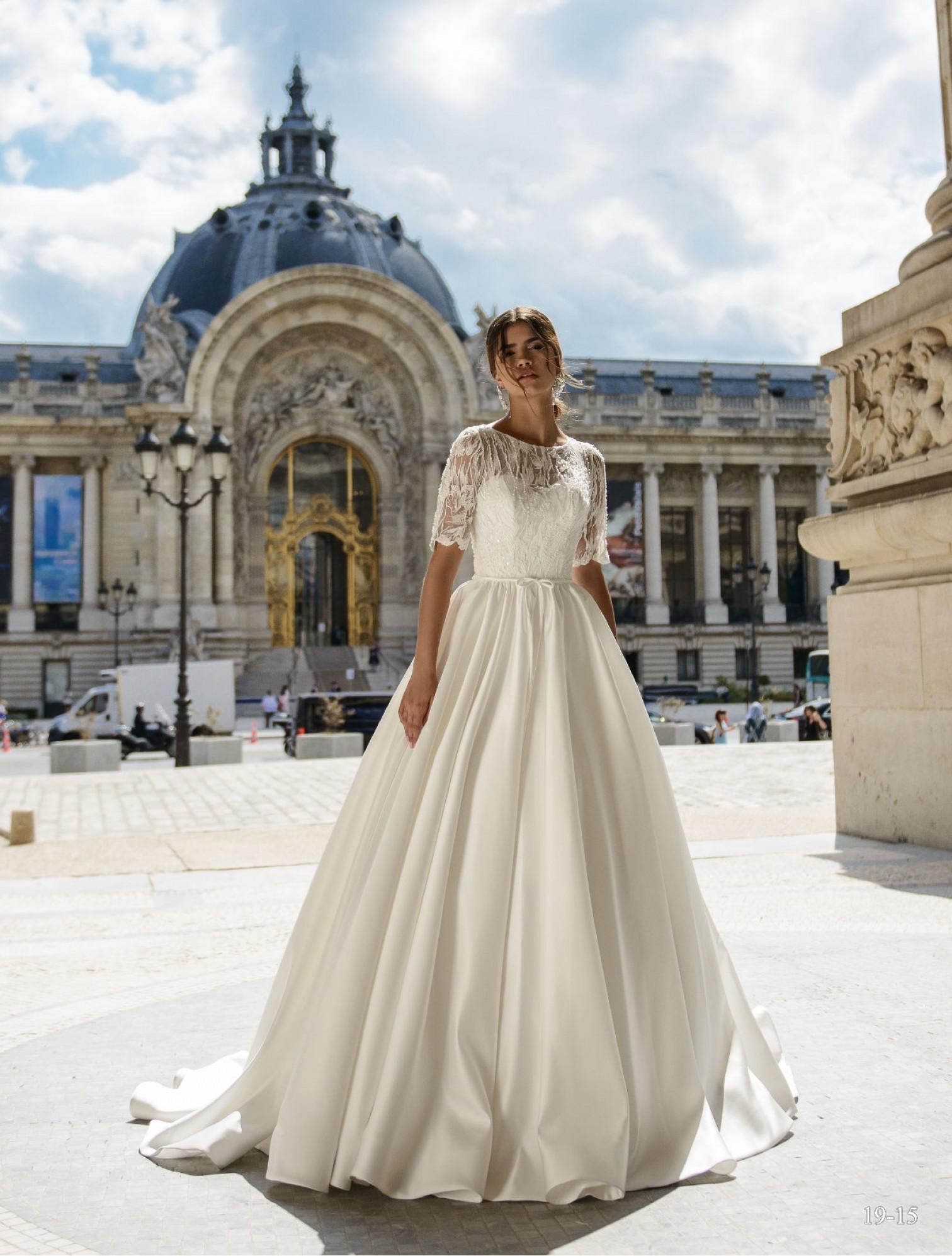 Wedding dress 19-15