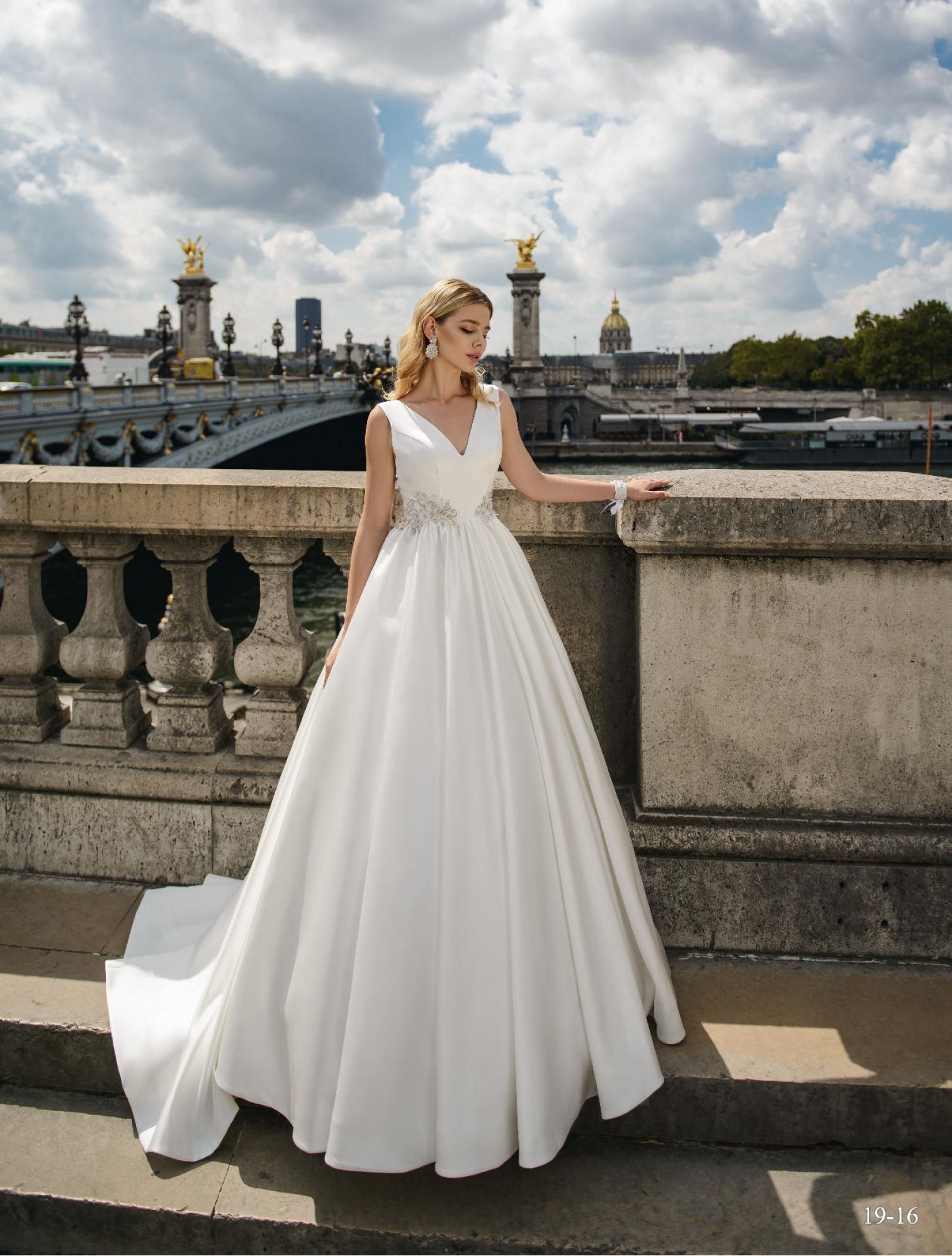 Весільна сукня 19-16