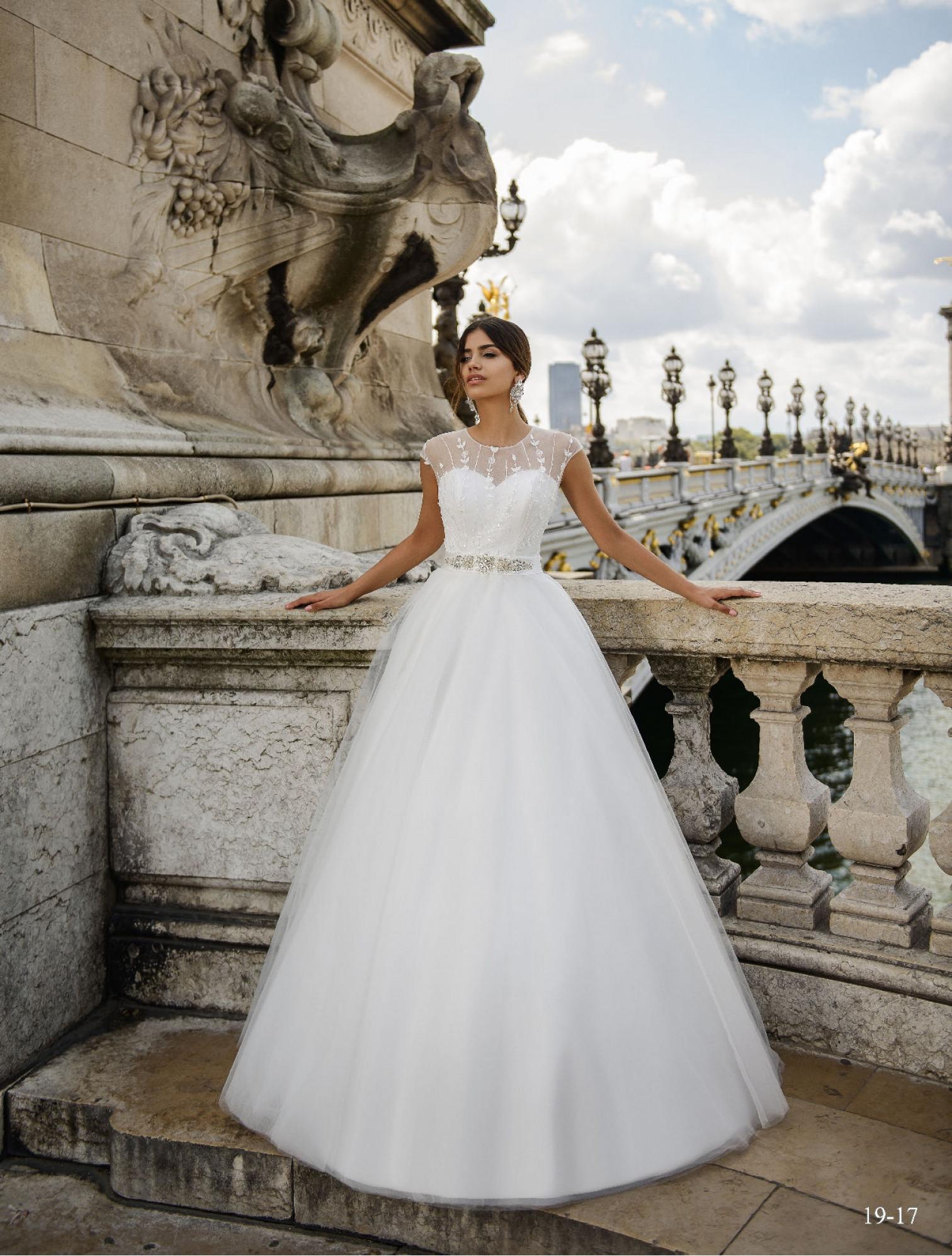 Wedding dress 19-17