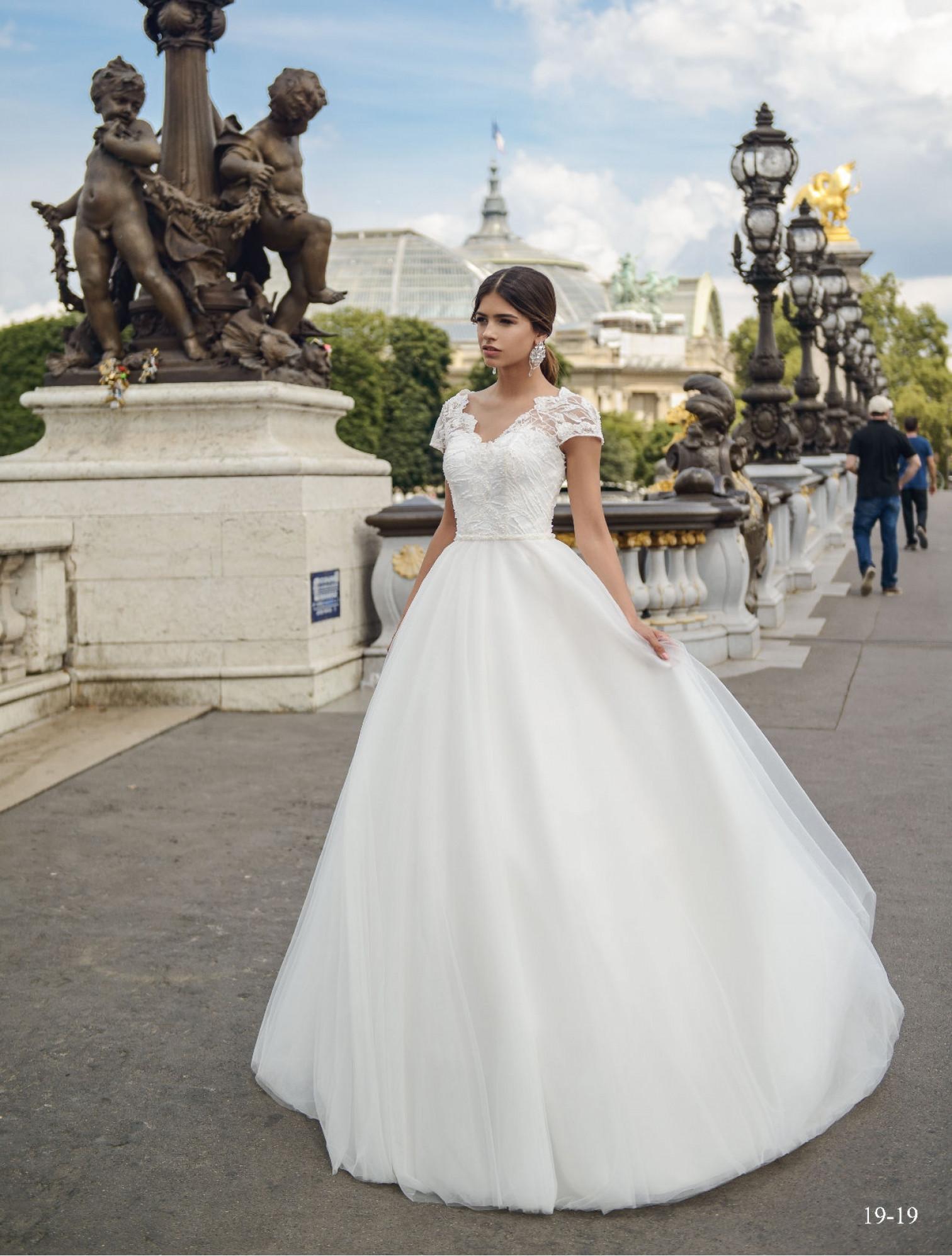 Весільна сукня 19-19