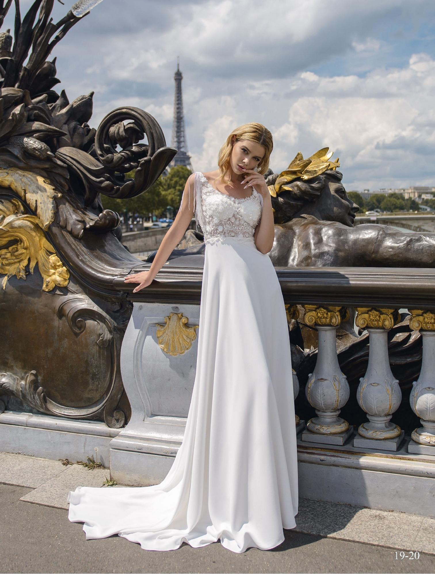 Wedding dress 19-20
