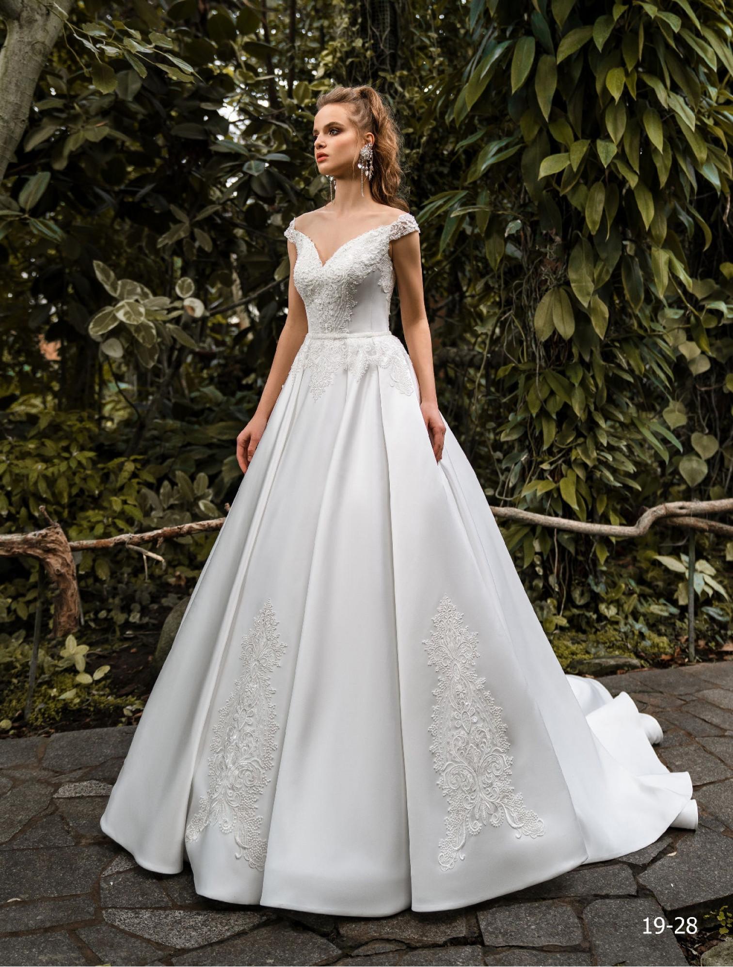 Свадебное платье 19-28