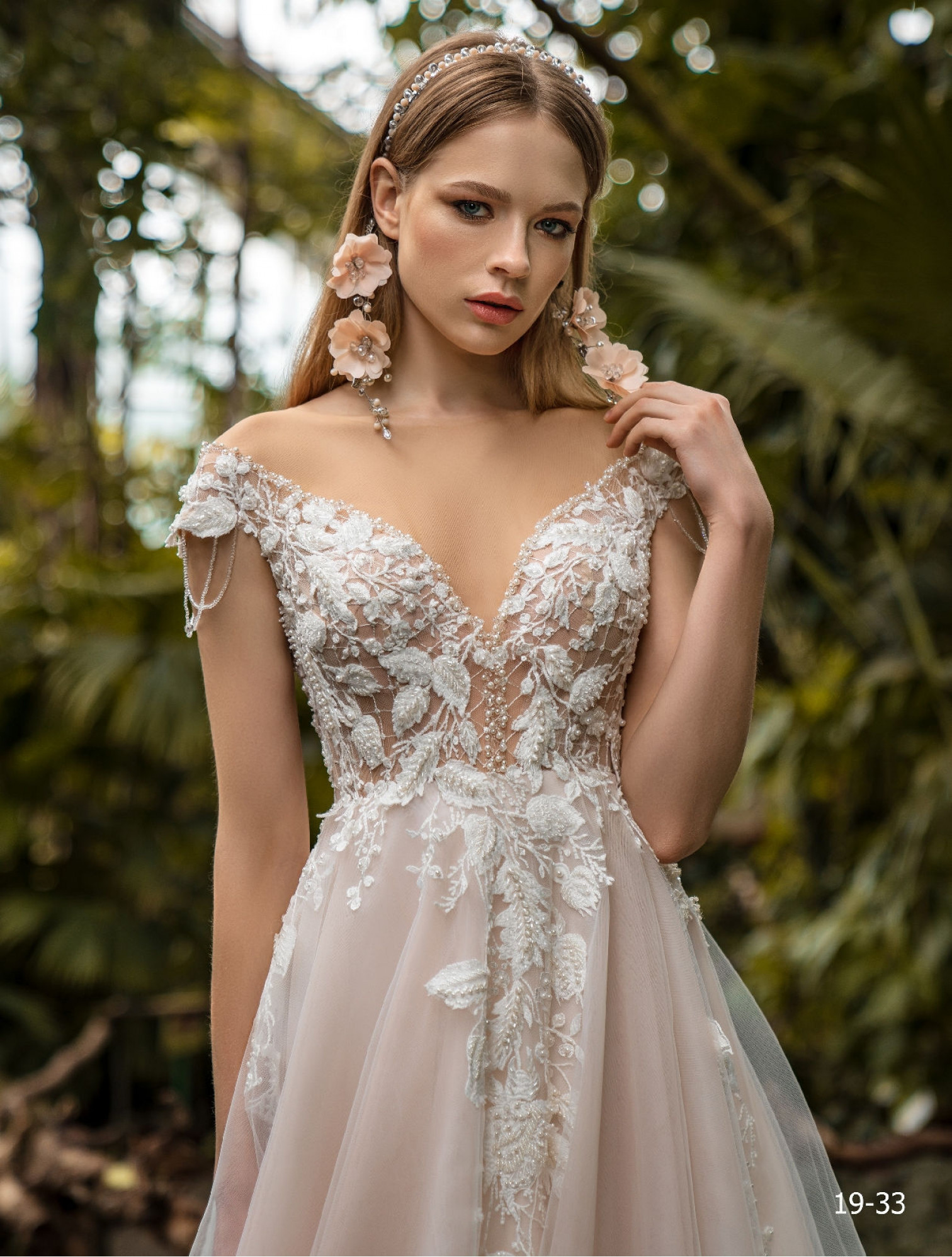 Wedding dress 19-33