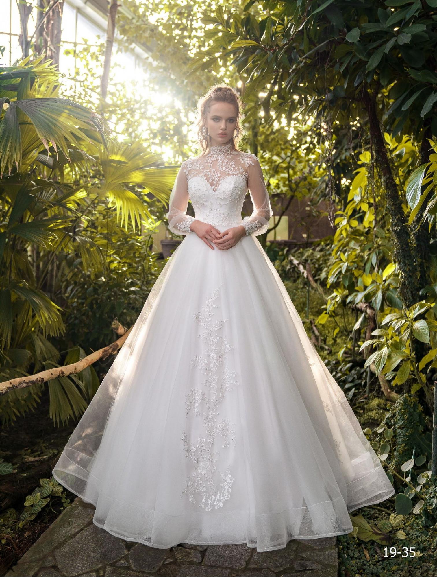 Wedding dress 19-35