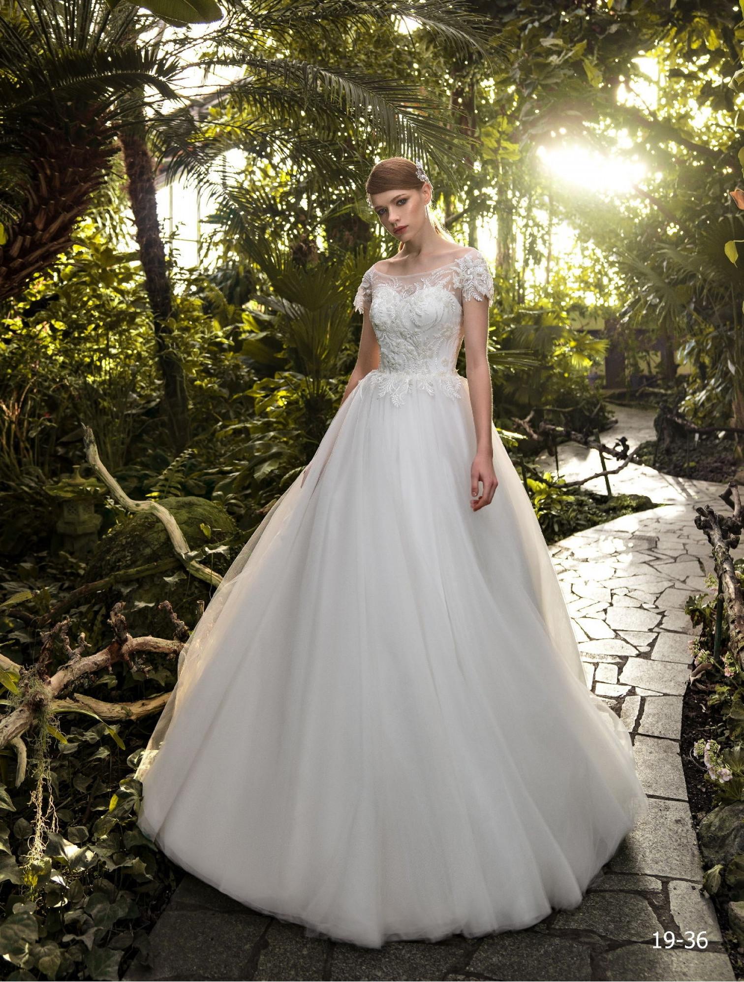 Wedding dress 19-36
