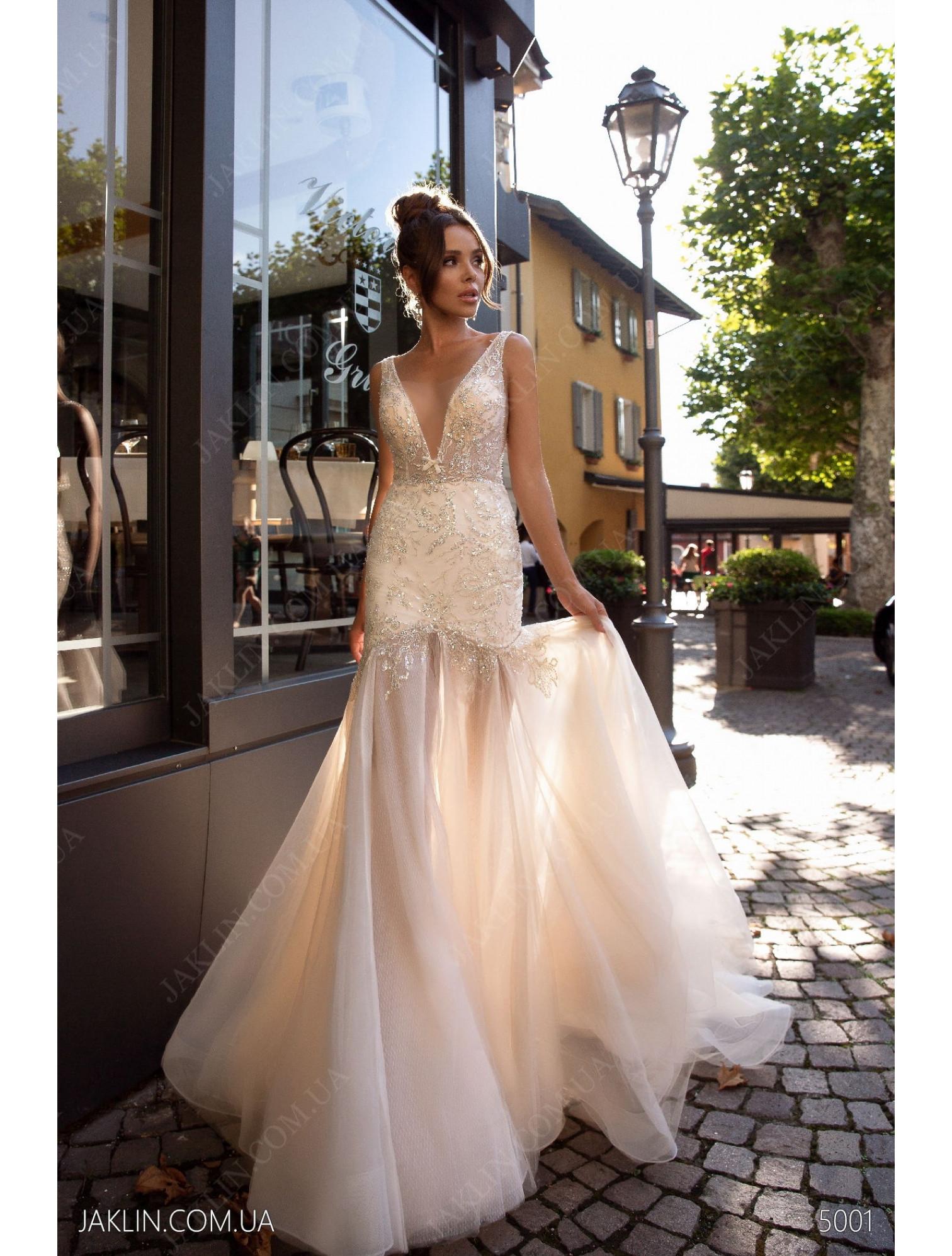 Весільна сукня 5001