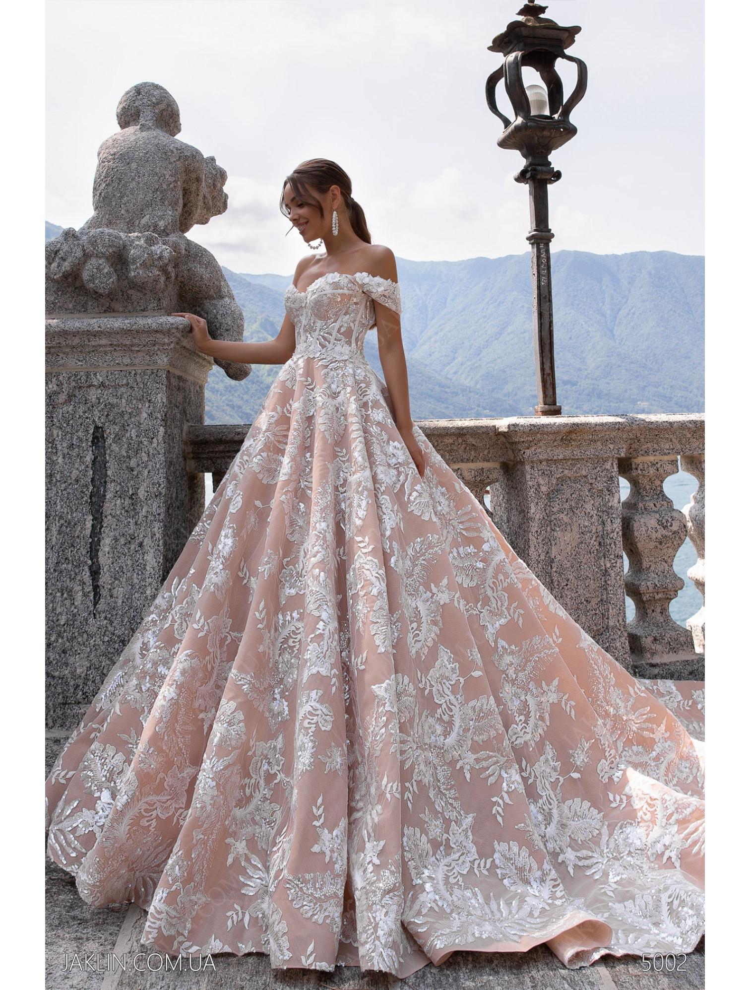 Весільна сукня 5002