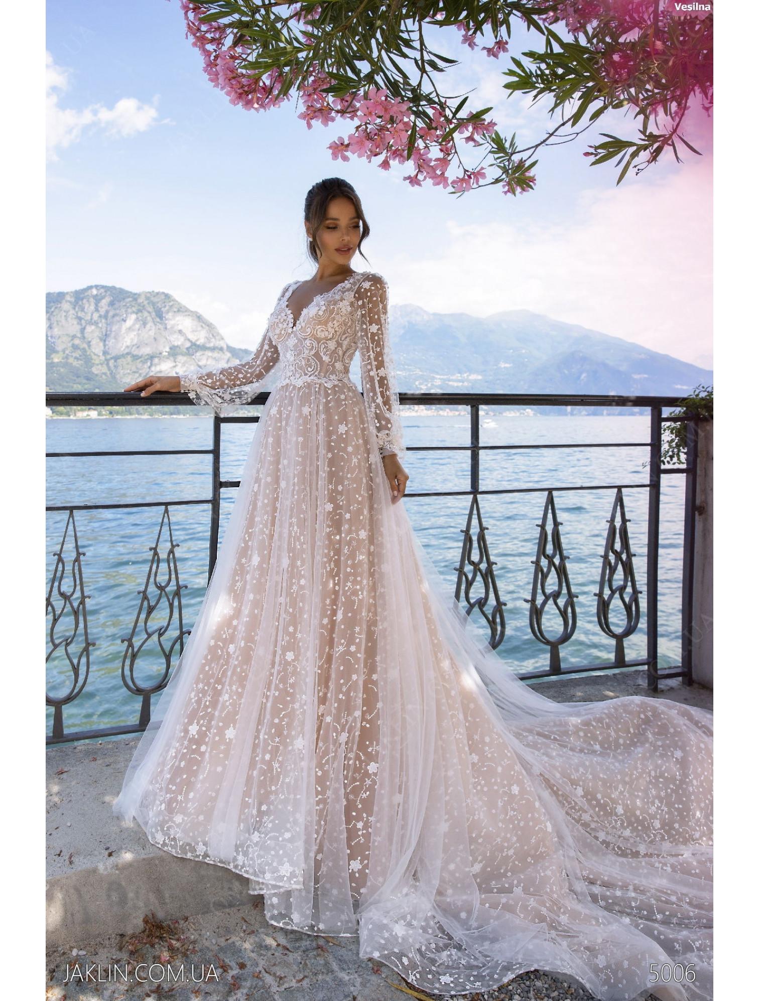 Весільна сукня 5006