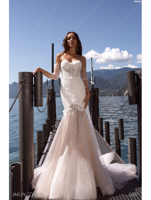 Wedding dress 5007