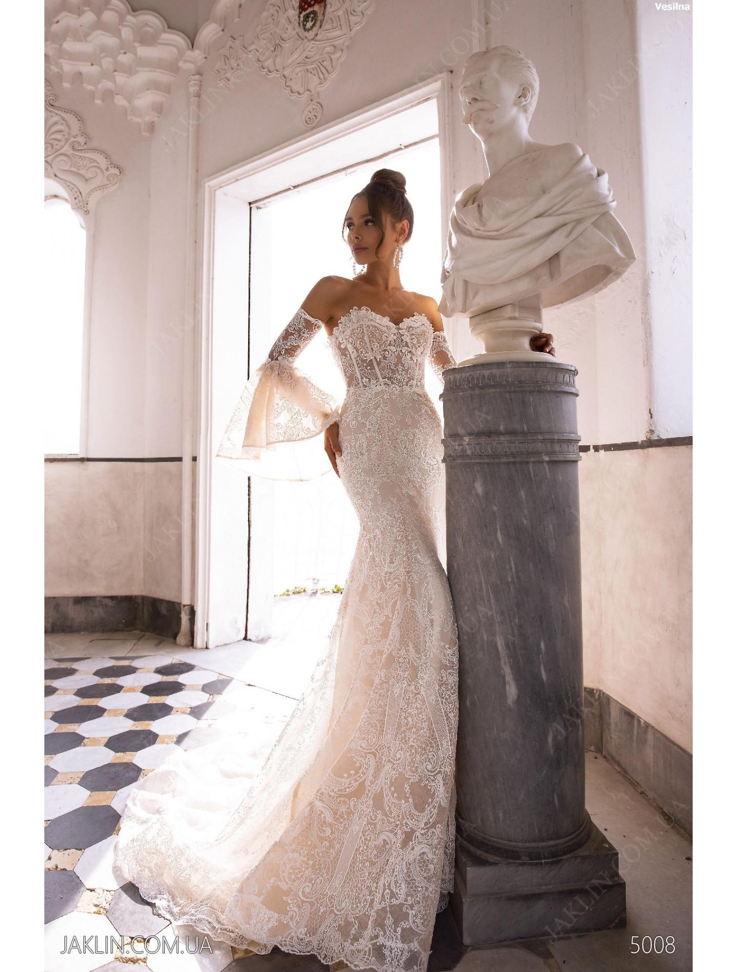 Весільна сукня 5008