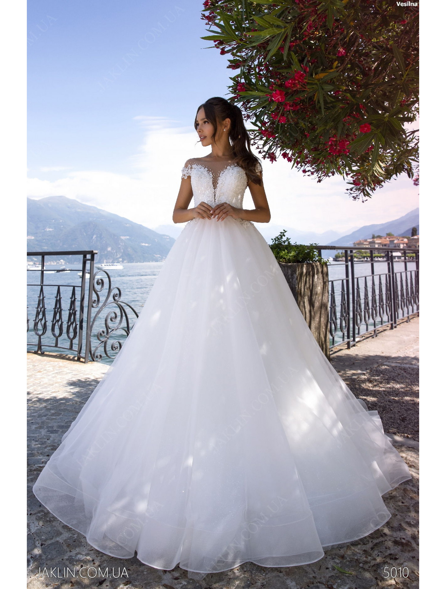 Wedding dress 5010