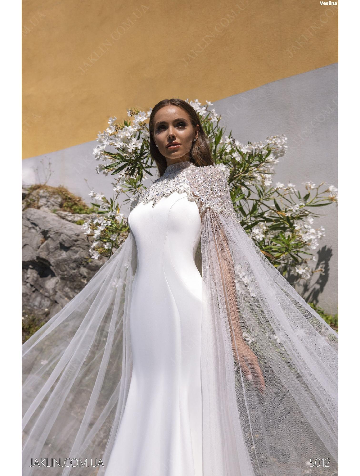 Весільна сукня 5012
