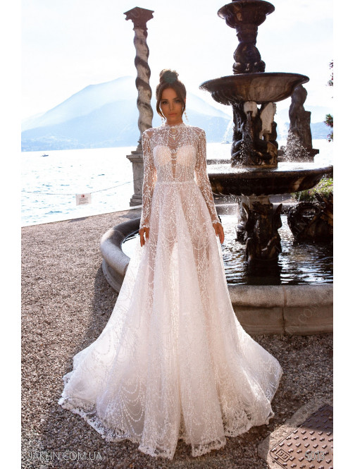 Wedding dress 5013