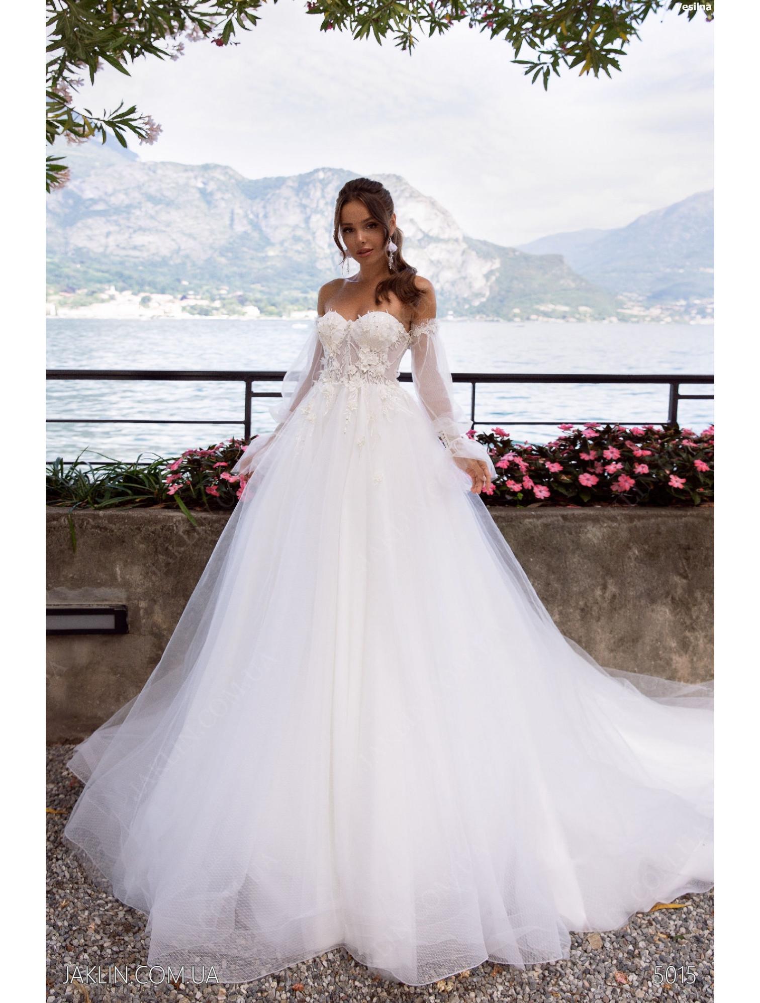 Wedding dress 5015