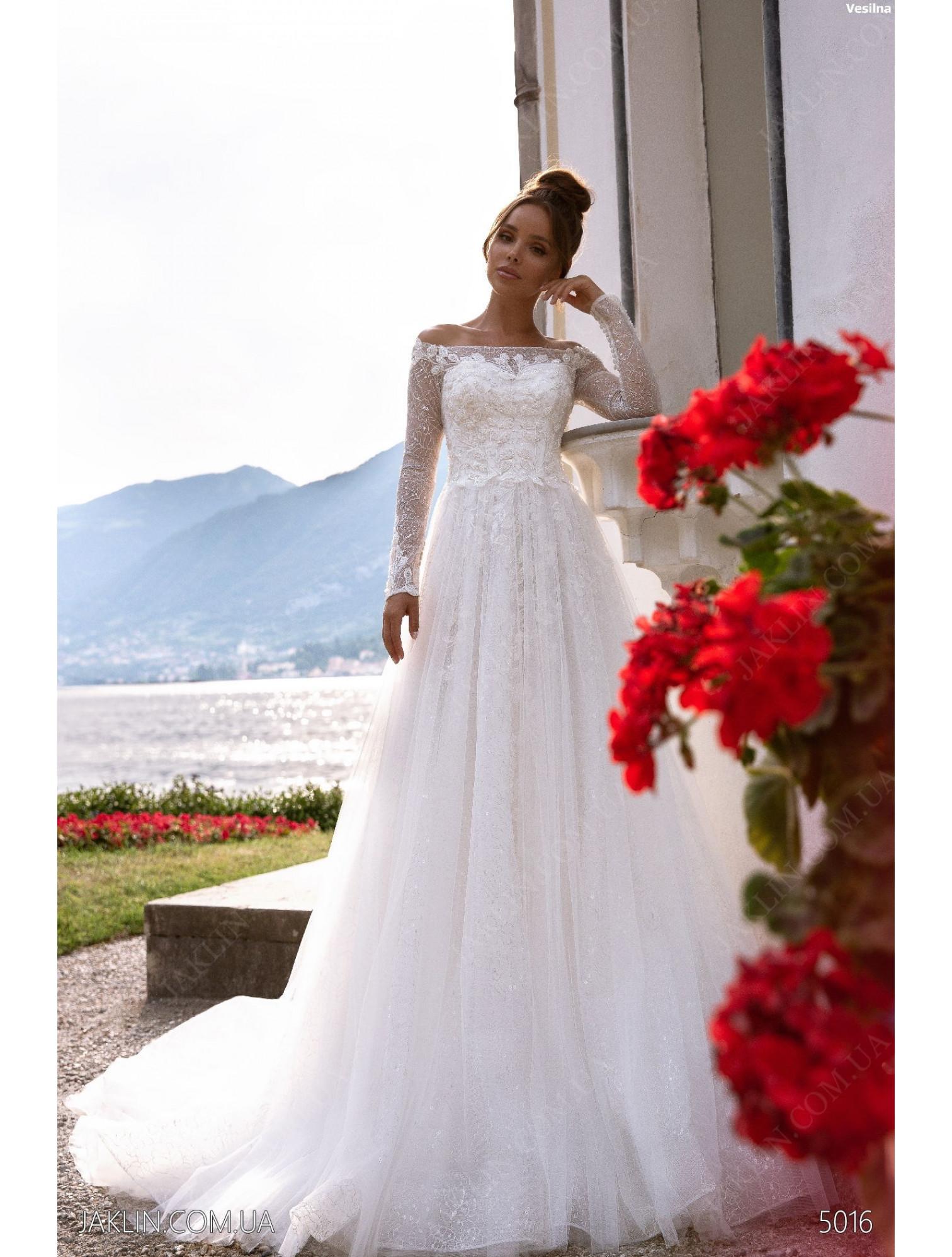 Wedding dress 5016