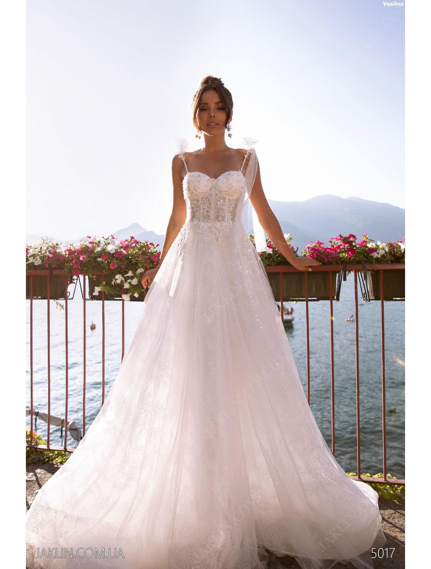 Wedding dress 5017