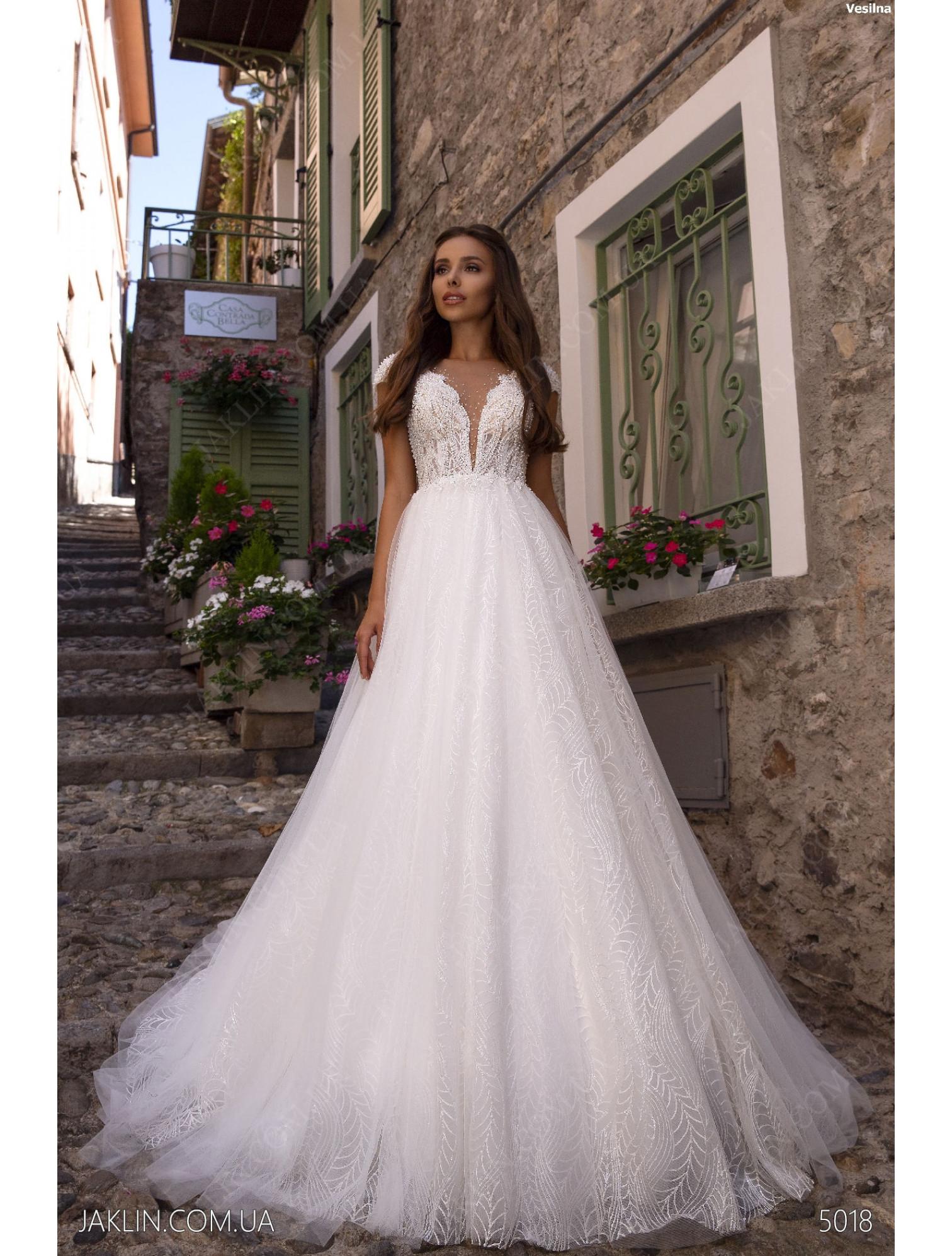 Весільна сукня 5018