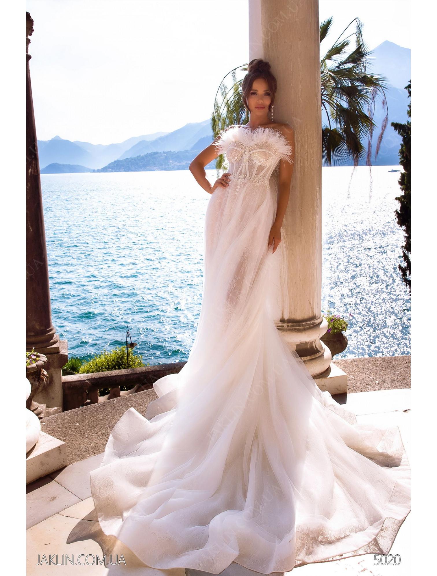 Весільна сукня 5020