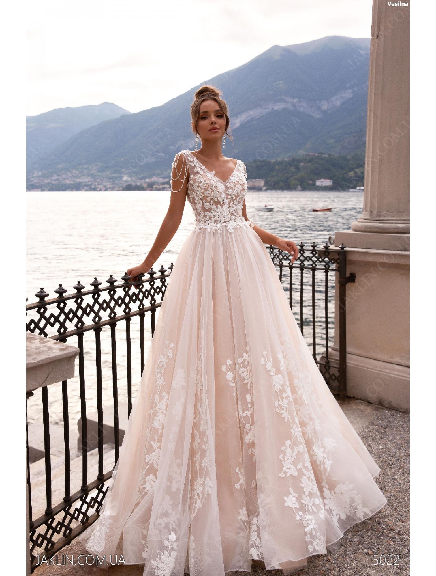 Весільна сукня 5022