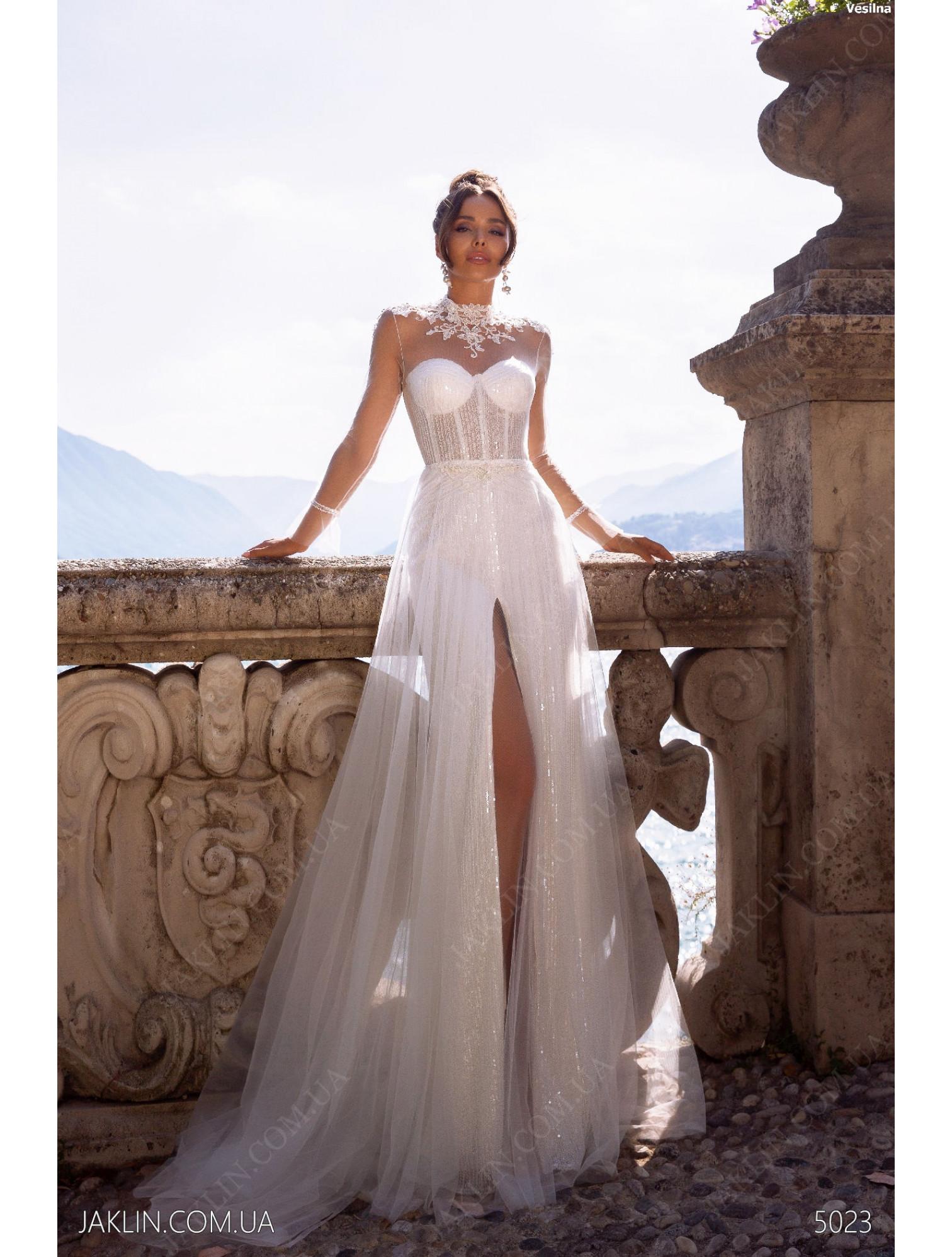 Весільна сукня 5023