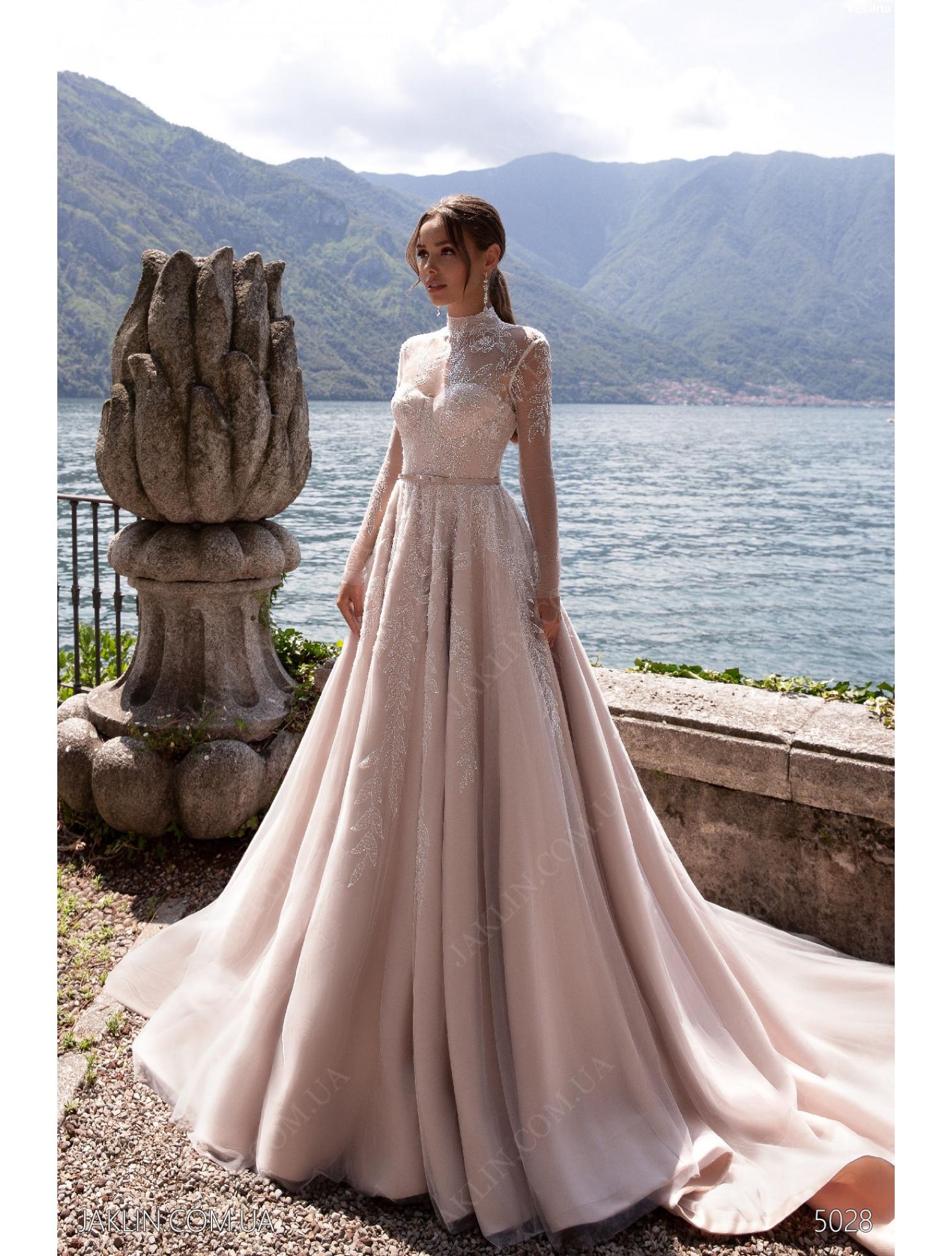 Весільна сукня 5028