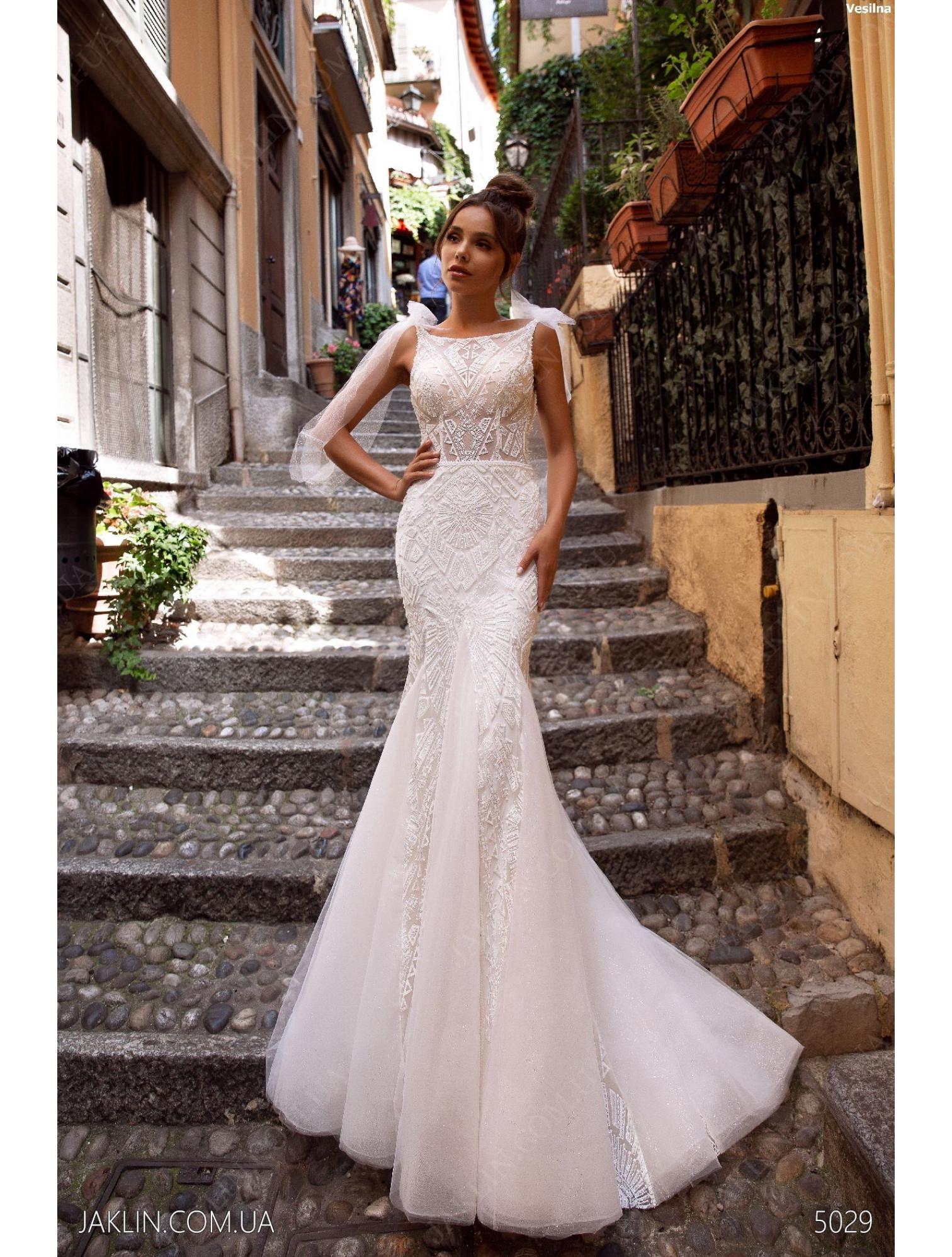 Весільна сукня 5029