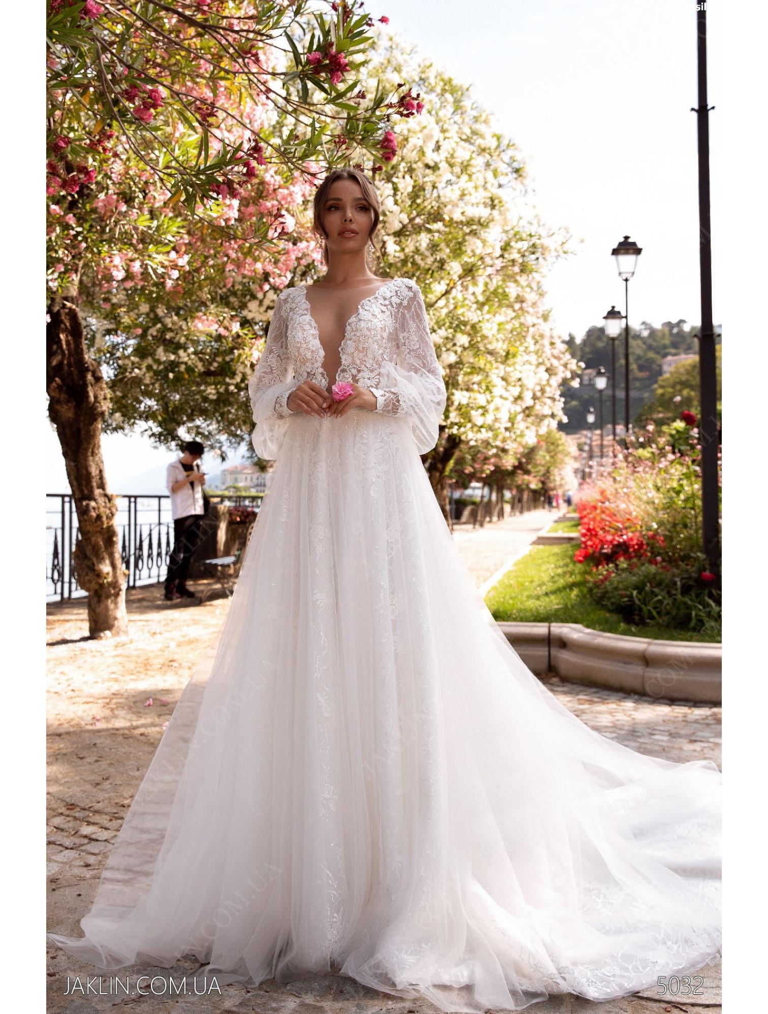 Весільна сукня 5032