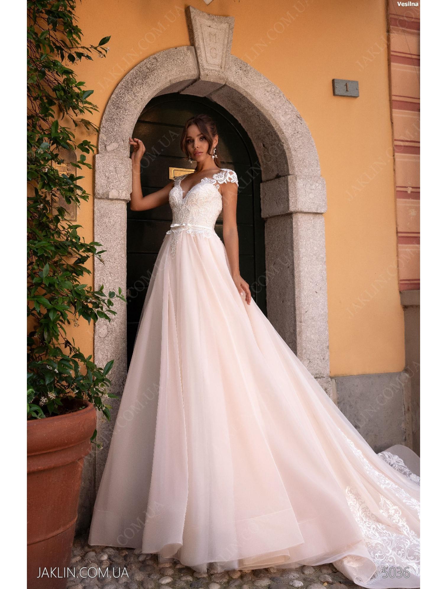 Весільна сукня 5036