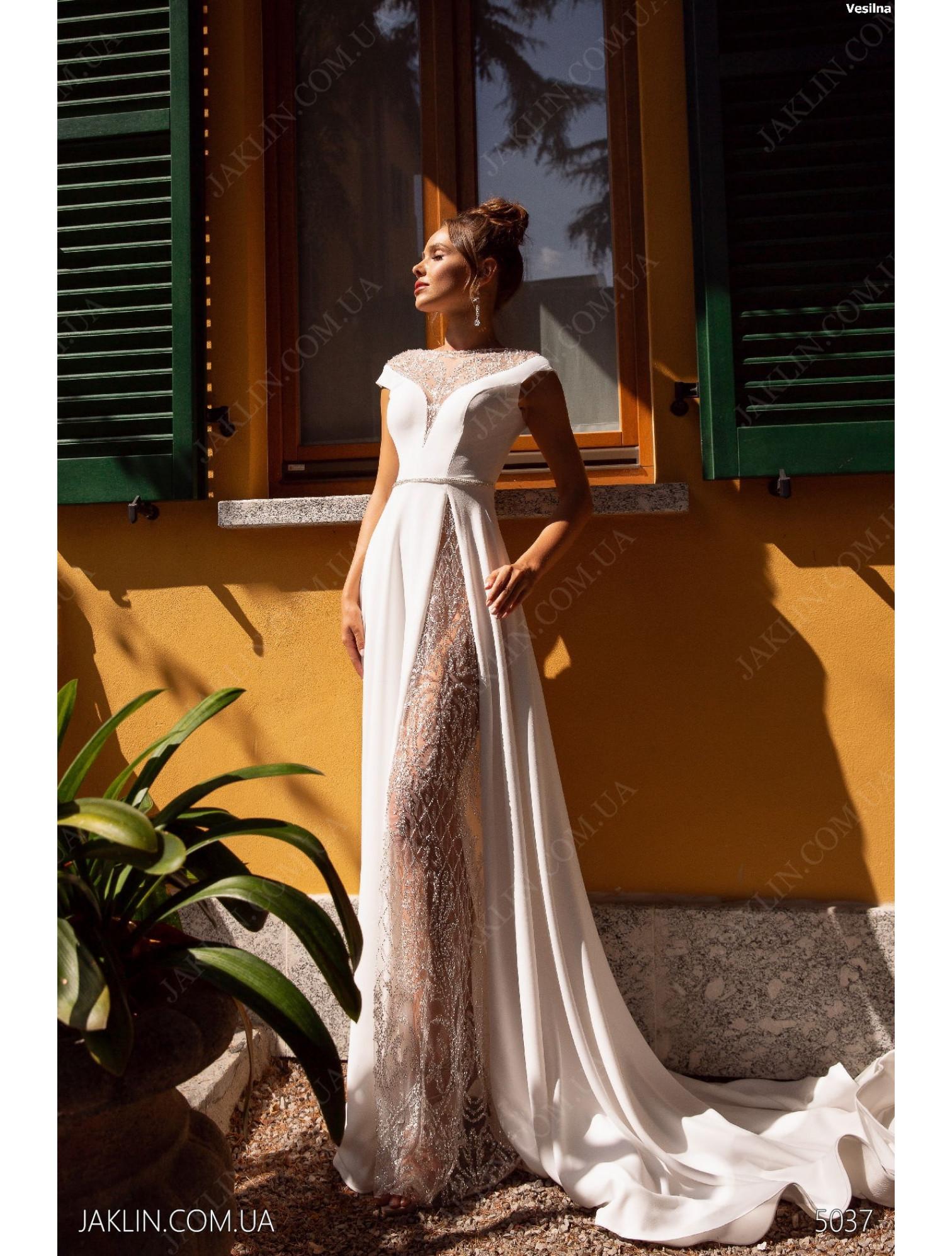 Весільна сукня 5037